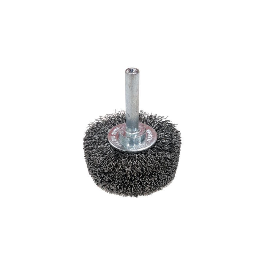 ORIGINAL MOUNTED CRIMPED WIRE BRUSHES - TAIPAN